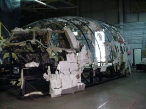 War der Absturz von Swissair 111 kein Unfall?